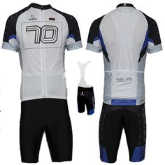 Cycling Bike Bicycle Clothing Jersey Shirts Bib Shorts Pants Set MC0012-88