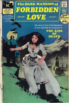 The Dark Mansion of Forbidden Love No. 3