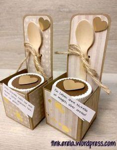 Freebie Anleitung Mini Nutella Box 2 Versionen