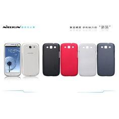 Nillkin PC Hard Scrub Super Shield Shell Series for Samsung Galaxy S3