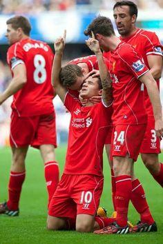 QPR vs Liverpool, Philip Coutinho