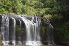 One of the famous waterfalls in Guam. Famous Waterfalls, Before I Die, Paradise Island, Guam, My Dream, Bucket, Dreams, River, Spaces