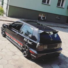 Golf Mk3, Vw Golf 3, Volkswagen Golf Mk1, Vw Pointer, Vw Cars, Custom Cars, Cool Cars, Wheels, Image