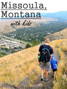 2 Days in Missoula, Montana with Kids - wildtalesof.com