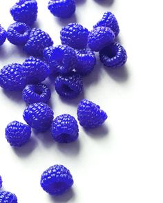 Color Azul Cobalto - Cobalt Blue!!! berries
