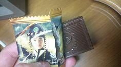 都敏俊巧克力