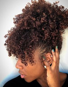 Natural African American Hairstyles Beauteous Natural Hairstyles For Black Women  Naturalhairqueens Those Coils