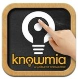 Knowmia for Creating or Finding Video Lessons Across the Curriculum