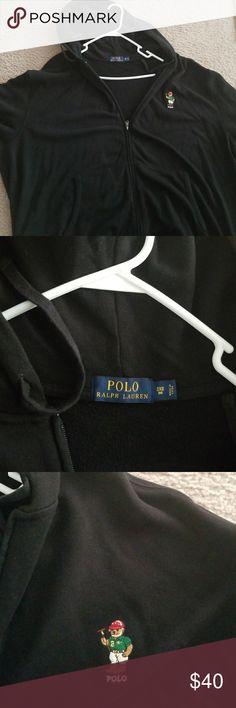 Ralph Lauren Polo Bear Hoodie Like New Mens Ralph Lauren Polo Bear Hoodie. Sz 3xb Polo by Ralph Lauren Jackets & Coats Lightweight & Shirt Jackets