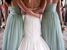 Do You Have to Have a Maid of Honor? | Photo by: AMBphoto | TheKnot.com