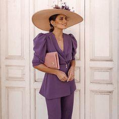 30 mejores imágenes de vestidos color morado | Vestidos de