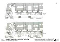 ArchiDiAP » Complesso Residenziale in Rue Des Suisses