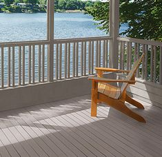 "Cabot Exterior Visualizer - Deck - Main Color | Cabot solid stain ""Driftwood"""