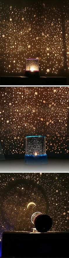 Awesome galaxy projector lamp