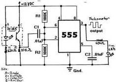 Electronic Speedometer Wiring Diagram