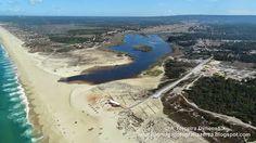 A Terceira Dimensão - Fotografia Aérea: Lagoa de Melides