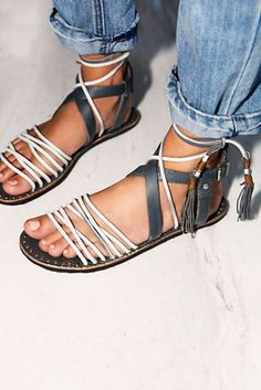 FP Collection Womens Willow Sandal