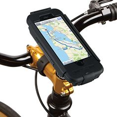 Universal bicycle bike handlebar cell phone holder mount for iphone 7 8 Iphone 5, Best Iphone, Bike Holder, Walpaper Black, Bike Mount, Bike Handlebars, Phone Gadgets, Lg G5, Phone Organization