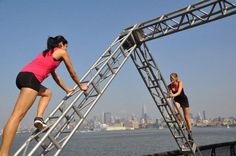 Voted the best urban obstacle race in a small city, Hoboken's City Challenge at Pier A returns Sept. Obstacle Races, What It Takes, Parkour, Challenges, Racing, Urban, City, Ideas, Running