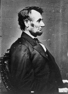 Abraham Lincoln in one of the famous portraits known as the Brady Profiles.  For more information about this image, click here:  www.wisconsinhistory.org/whi/fullRecord.asp?id=48683  Did You Know?  The Wisconsin Historical Society produces giclée print reproductions made from high-resolution scans of original source material from its holdings. Custom orders are printed on matte or semigloss papers using large format printers and archival pigmented inks. All print sale proceeds ...
