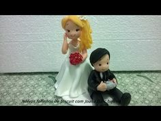 Passo a passo rosas em biscuit - YouTube