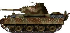 Panther Ausf.G, Prussia