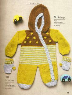 Tejer La Moda 43 - Bebés 2008 - Ximena Escobar Carreño - Álbumes web de Picasa Amelie, Rubrics, Dinosaur Stuffed Animal, Album, Sweaters, Animals, Aunt, Knitting, Fashion