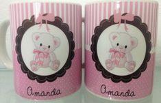 Caneca Personalizada de Nascimento Baby Clip Art, Diy, Clipart Baby, Cool Mugs, Mug Ideas, Personalized Mugs, Groomsmen, Build Your Own, Bricolage
