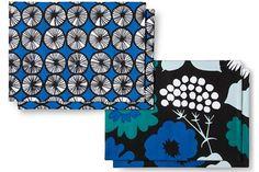 Target x Marimekko Reversible Placemats, $19.99, available at Target. #refinery29 http://www.refinery29.com/2016/03/105017/marimekko-target#slide-38
