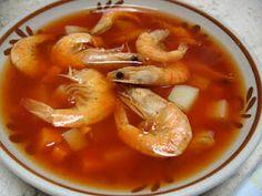 Comida de Semana Santa. 3 recetas simples y sencillas con camarón