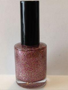 Glitter ball - 10ml indie nail polish on Etsy, £5.20