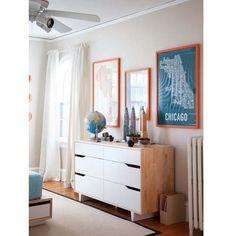 Carta da parati e colori tenui in Minnesota: Blog Arredamento Interior Design Lifestyle