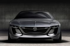 Die futuristische Zukunft von Opel - Das Opel Monza Concept ( 3 Bilder ) - Atomlabor Wuppertal Blog