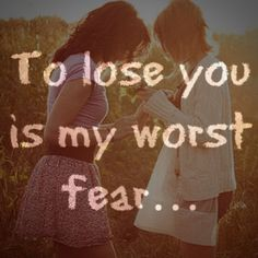 I always have this fear!!! Can't wait till the day I don't have to feel like this...