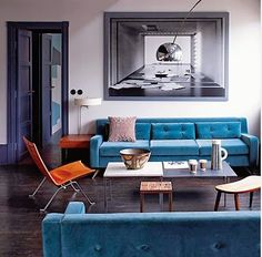 Great take on mid-century