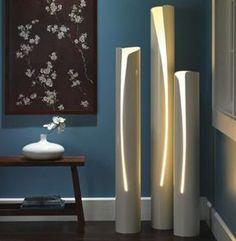 Ƹ̴Ӂ̴Ʒ DIY : fabriquer des luminaires avec des tuyaux en PVC Ƹ̴Ӂ̴Ʒ