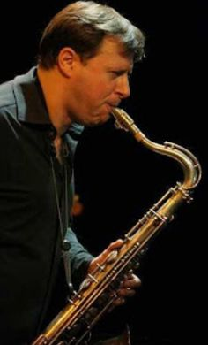 Chris Potter ~ American Jazz saxophonist
