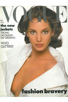 Vogue UK November 1987