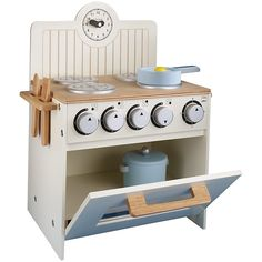 Toys | John Lewis Wooden Mini Kitchen | John Lewis
