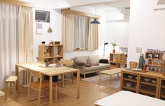「專訪」21 坪老屋翻新 用家具搭配日系北歐風 - 板橋 Peter 的家 - DECOmyplace Simple Bedroom Design, Home Room Design, Home Interior Design, Living Room Designs, Japanese Living Rooms, Small Living Rooms, Apartment Interior, Apartment Design, Estilo Muji