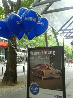 #Opening #Koeln Auping-Plaza #AupingDE