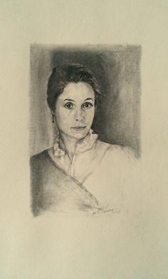Portrait by W.K. PERRIAM