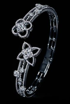 8832c6626b76 Bracelet from the Les Ardentes Collection from Louis Vuitton ~ Colette Le  Mason