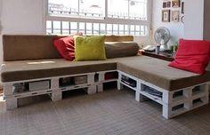 muebles con paletas - Buscar con Google