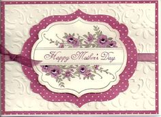 Apothecary Mother's Day by Rita Cottrell - Cards and Paper Crafts at Splitcoaststampers