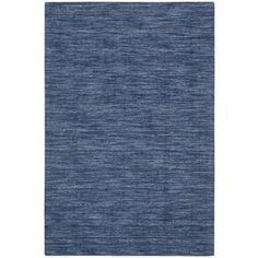 Safavieh Hand-knotted Vegetable Dye Chunky Dark Blue Hemp Rug (8' x 10') - 15062057 - Overstock.com Shopping - Great Deals on Safavieh 7x9 - 10x14 Rugs