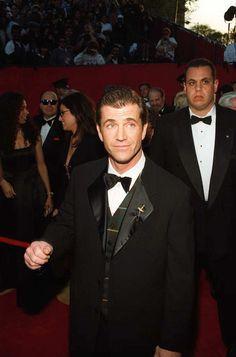 1996 Oscars   Mel Gibson