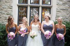 the girls having a good time! Bridesmaid Dresses, Wedding Dresses, Hopeless Romantic, Love Is All, All Things, Boston, Girls, Fashion, Bridesmade Dresses
