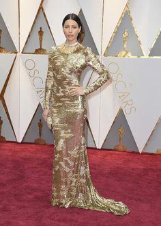 Jessicabiel Oscar2017