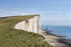 Beachy Head - Top 10 Things to do in Eastbourne, East Sussex, England